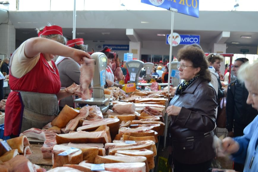 Сколько стоит пасхальная корзина в Кривом Роге (ФОТО), фото-15