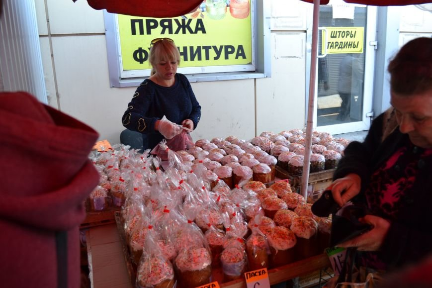 Сколько стоит пасхальная корзина в Кривом Роге (ФОТО), фото-5