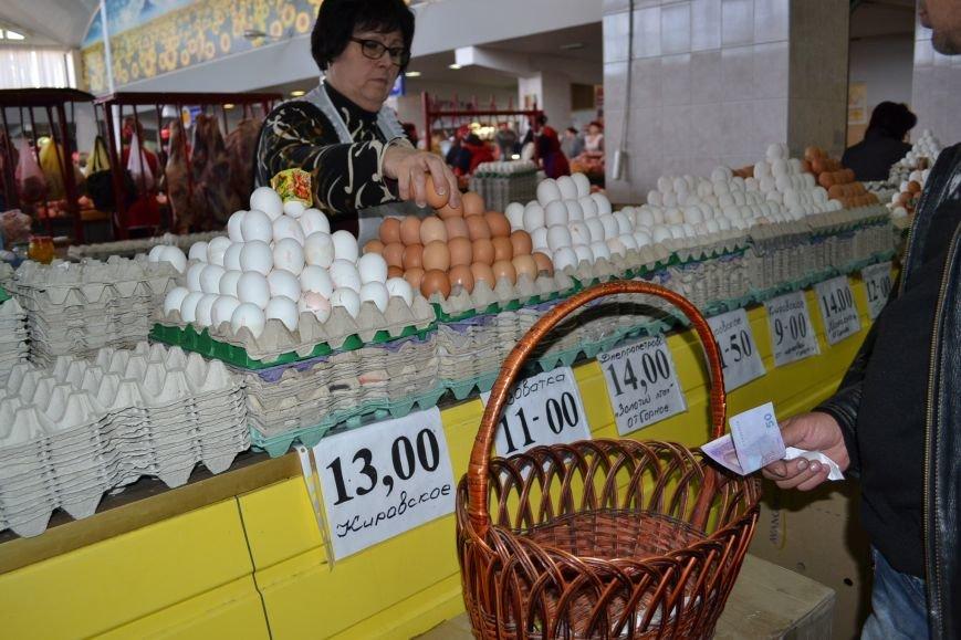 Сколько стоит пасхальная корзина в Кривом Роге (ФОТО), фото-12