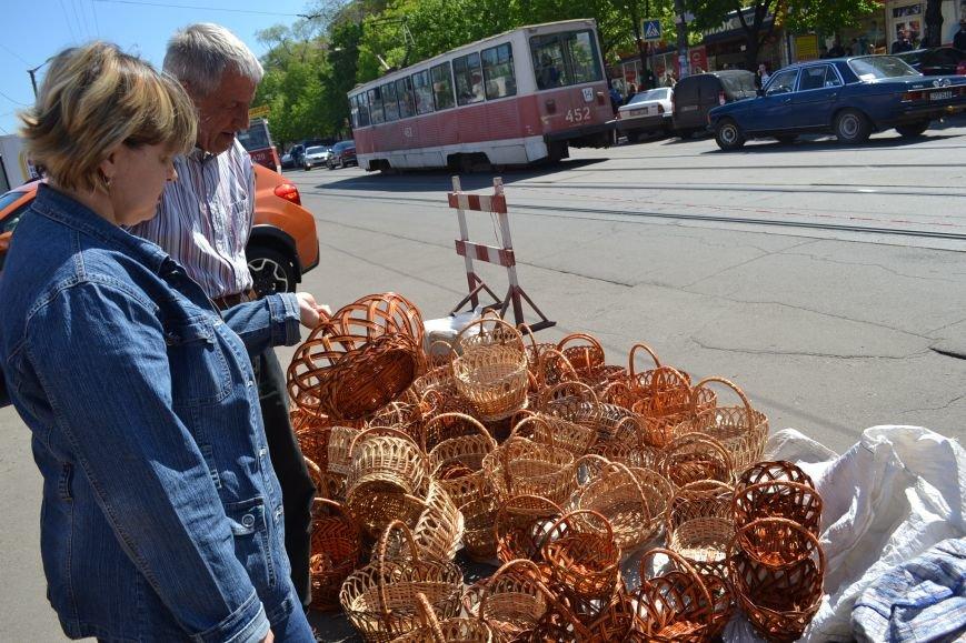 Сколько стоит пасхальная корзина в Кривом Роге (ФОТО), фото-20