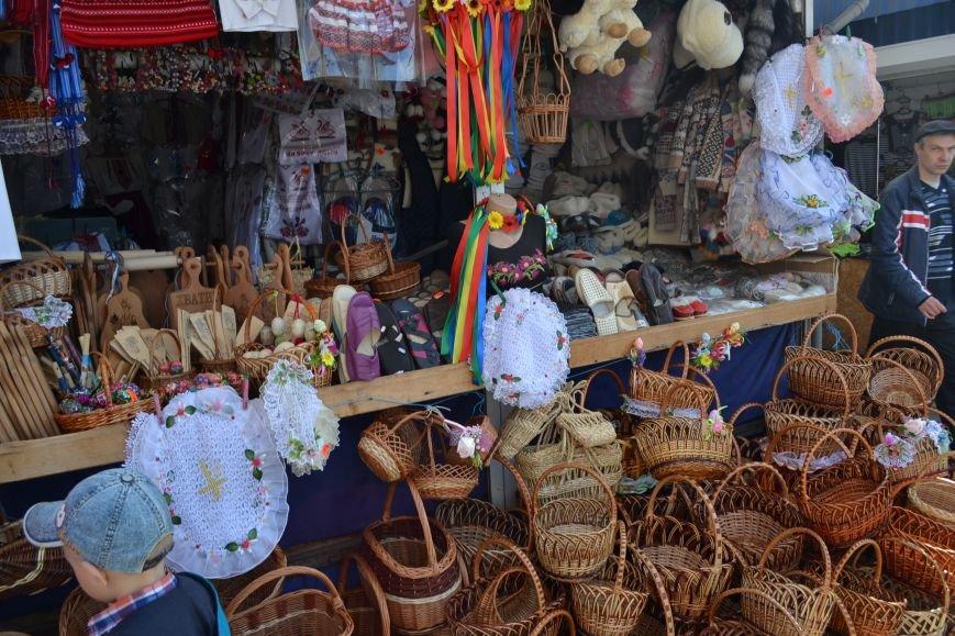 Сколько стоит пасхальная корзина в Кривом Роге (ФОТО), фото-18