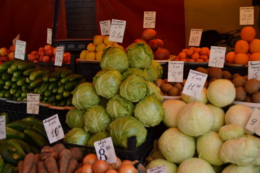 Сколько стоит пасхальная корзина в Кривом Роге (ФОТО), фото-6