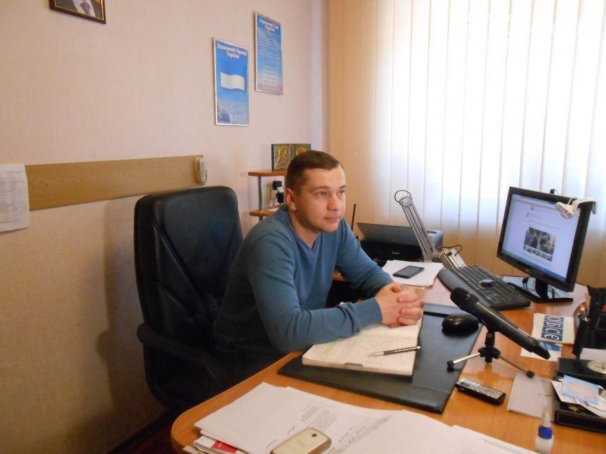 Полиция Днепродзержинска переходит на усиленный вариант несения службы (фото) - фото 1