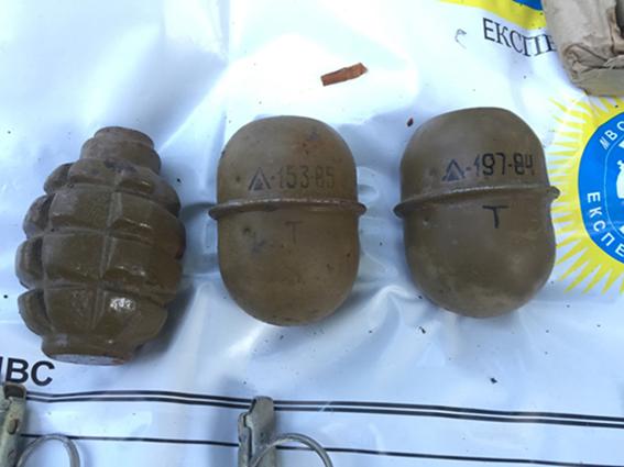 На территории одесского парка обнаружили схрон с боеприпасами (фото) - фото 1