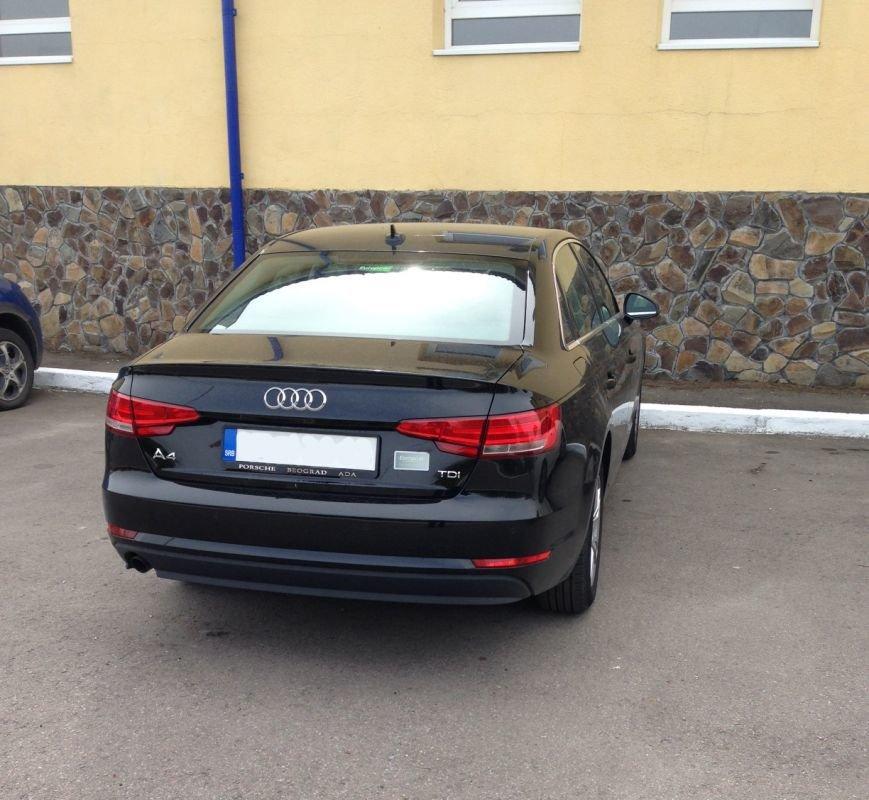 Закарпатські митники вилучили елітний автомобіль  вартістю майже мільйон гривень, фото-1