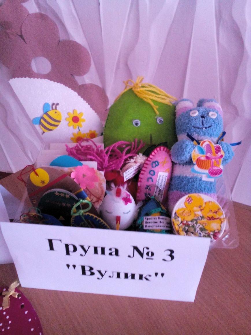 Рівненські дітлахи готували подарунки солдатам до Великодня, фото-1