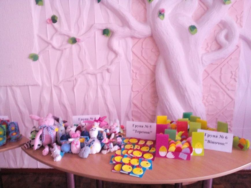 Рівненські дітлахи готували подарунки солдатам до Великодня, фото-4