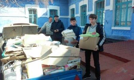 Білоцерківські школярі одягнуть бійців АТО (фото), фото-1