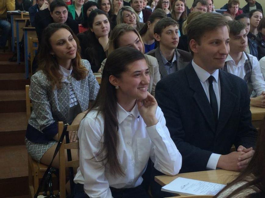 Посол США   в Украине Джефри Пайетт встретился с мариупольскими студентами (ФОТО, ВИДЕО), фото-3