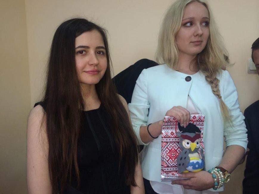 Посол США   в Украине Джефри Пайетт встретился с мариупольскими студентами (ФОТО, ВИДЕО), фото-5