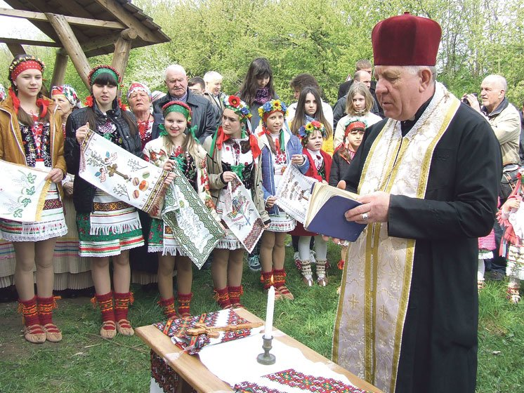 На Тернопільщині організували свято писанок (Фото), фото-2