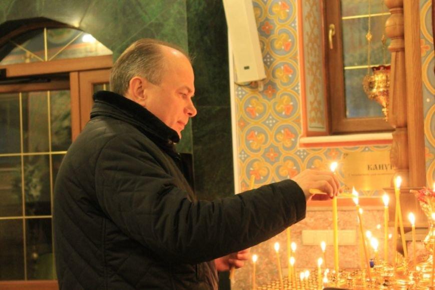 Юрий Тернавский поздравляет с Воскресением Христовым, фото-2