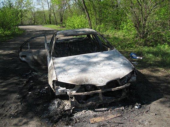 Под Днепропетровском взорвали автомобиль с бизнесменом (ФОТО), фото-1