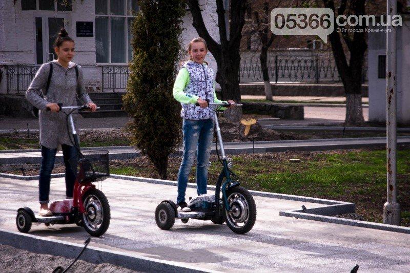 Кременчужане просят мэра защитить их от роллеров, скейтеров и велосипедистов, фото-5