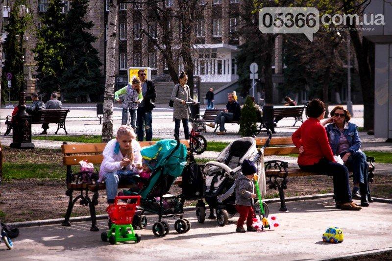 Кременчужане просят мэра защитить их от роллеров, скейтеров и велосипедистов, фото-7