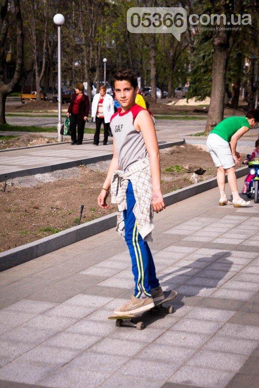 Кременчужане просят мэра защитить их от роллеров, скейтеров и велосипедистов, фото-2