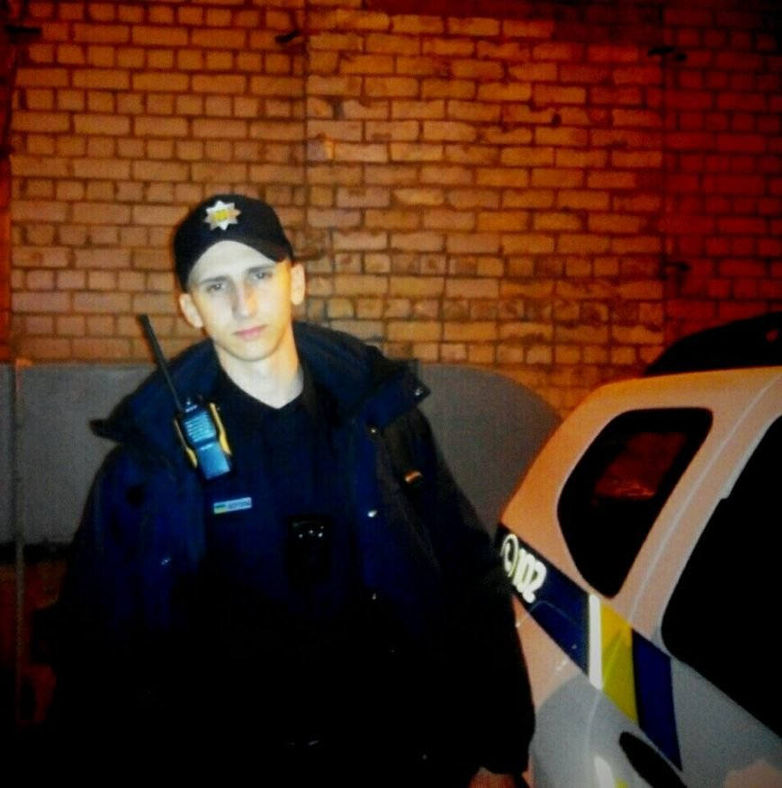 В Днепропетровске полицейские помогли спасти парня, которому оставалось жить 4 минуты, фото-2