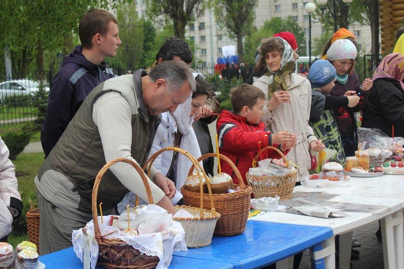 Белгородцы готовятся к Светлому Христову Воскресению, фото-1