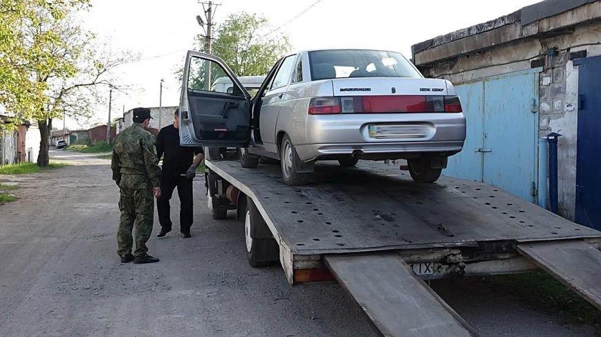 В Мариуполе двое парней устроили погоню за автомобилем, сбившим пенсионерку (ФОТО), фото-2