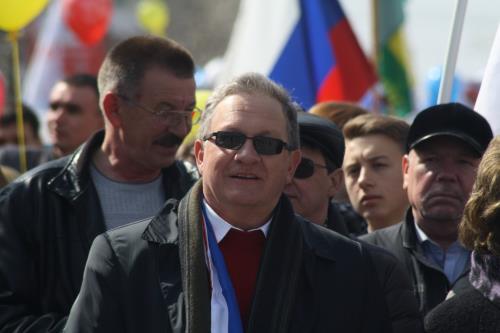 Первомай начал свое торжественное шествие по стране с Южно-Сахалинска, фото-6