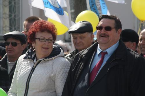 Первомай начал свое торжественное шествие по стране с Южно-Сахалинска, фото-4