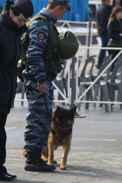Первомай начал свое торжественное шествие по стране с Южно-Сахалинска, фото-2