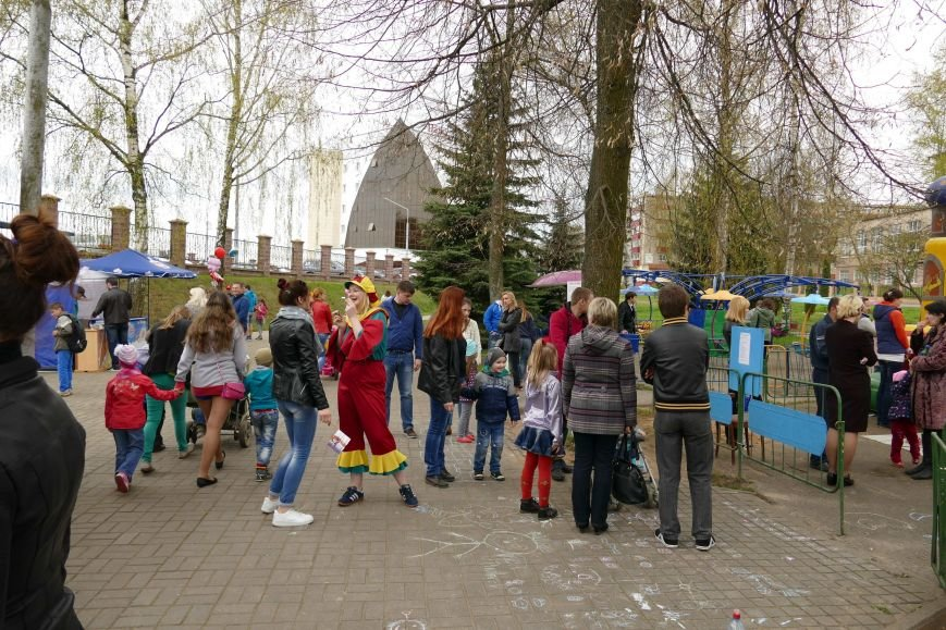 «Весенний переполох». Как в Полоцке открывали весенне-летний сезон, фото-1