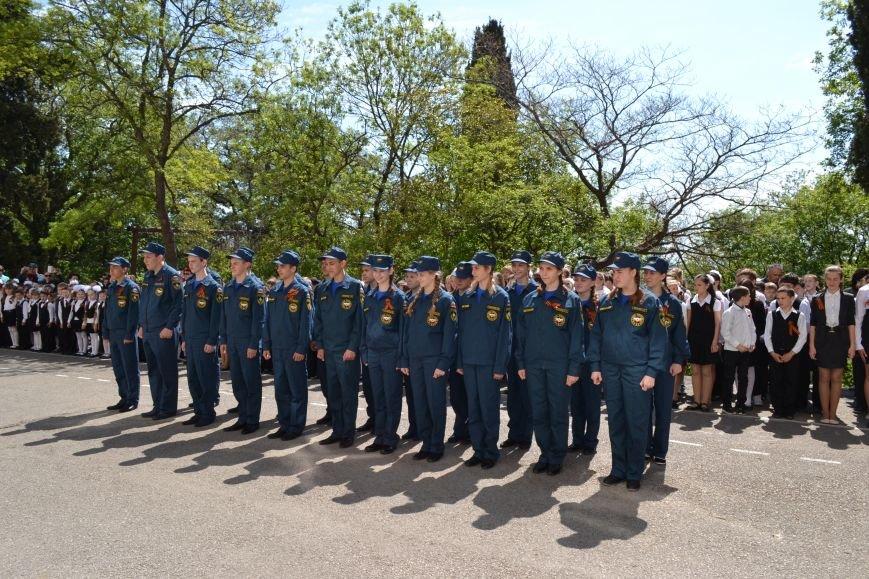 Рождение кадетской традиции в Кореизской школе, фото-1