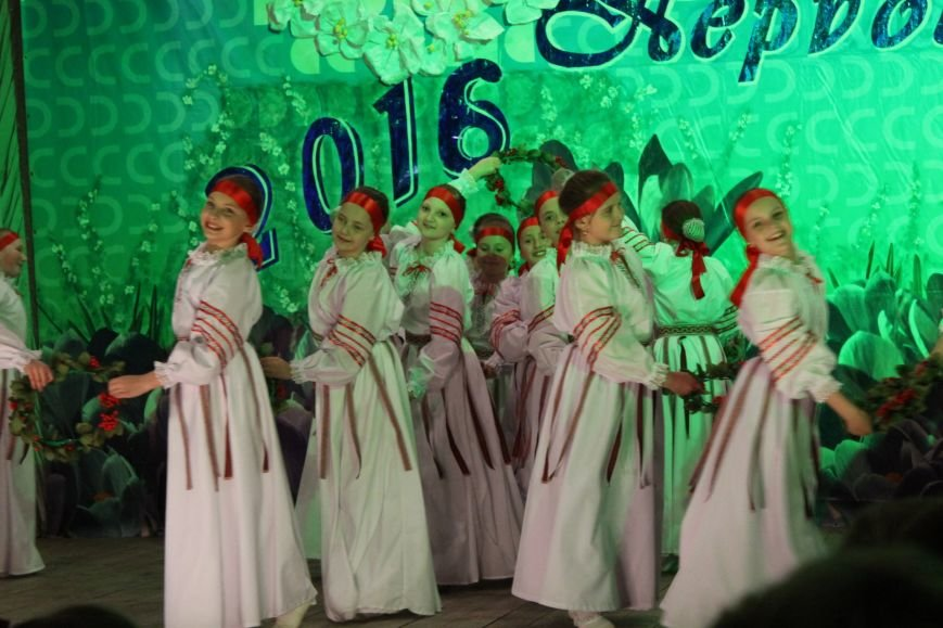 """Весенний праздник в большом Доброполье: """"Первоцвет 2016"""" (ФОТО), фото-2"""