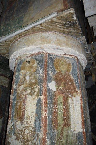 «Это самые уникальные фрески XII века». Как проходила реставрация в Спасо-Евфросиниевском храме в Полоцке (+ фото), фото-6