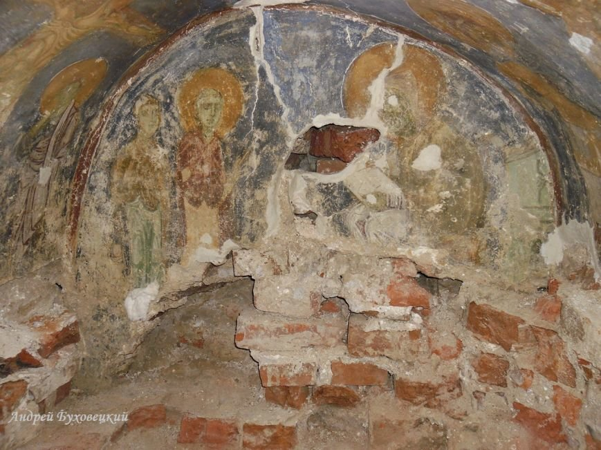 «Это самые уникальные фрески XII века». Как проходила реставрация в Спасо-Евфросиниевском храме в Полоцке (+ фото), фото-3