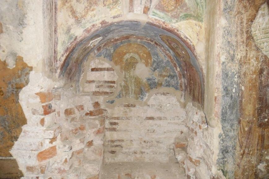 «Это самые уникальные фрески XII века». Как проходила реставрация в Спасо-Евфросиниевском храме в Полоцке (+ фото), фото-1