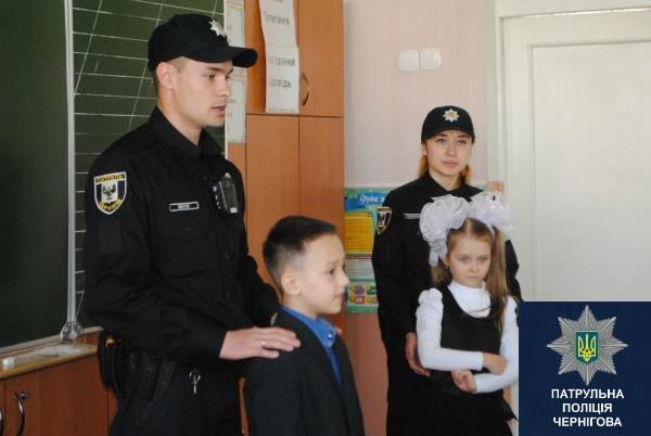 Черниговские патрульные в апреле провели 15 встреч со школьниками, фото-4