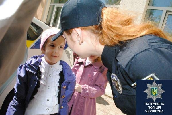 Черниговские патрульные в апреле провели 15 встреч со школьниками, фото-3