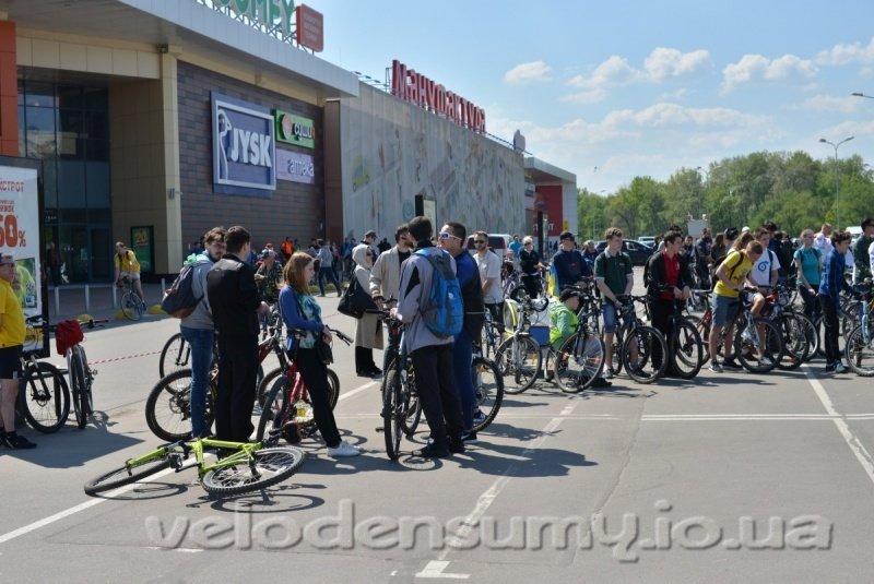 В Сумах состоялся велопробег (ФОТО), фото-1