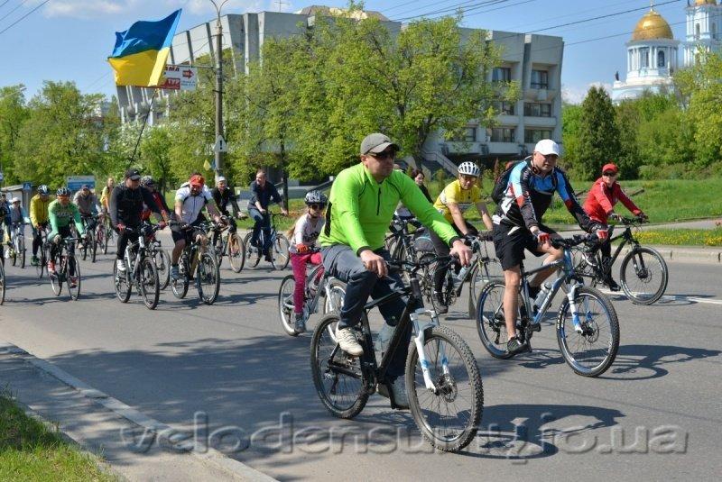 В Сумах состоялся велопробег (ФОТО), фото-6