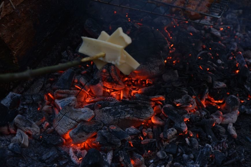 Картофель с беконом и шампиньоны в сметанном соусе. ТОП-5 рецептов для дачи по версии новополочан, фото-5