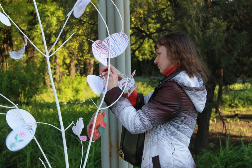 """""""Весенний благовест"""". Доброполье встречает май (ФОТО), фото-1"""