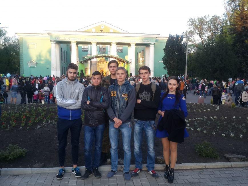 Четверо подростков пополнили добропольскую Лигу будущих полицейских, фото-1