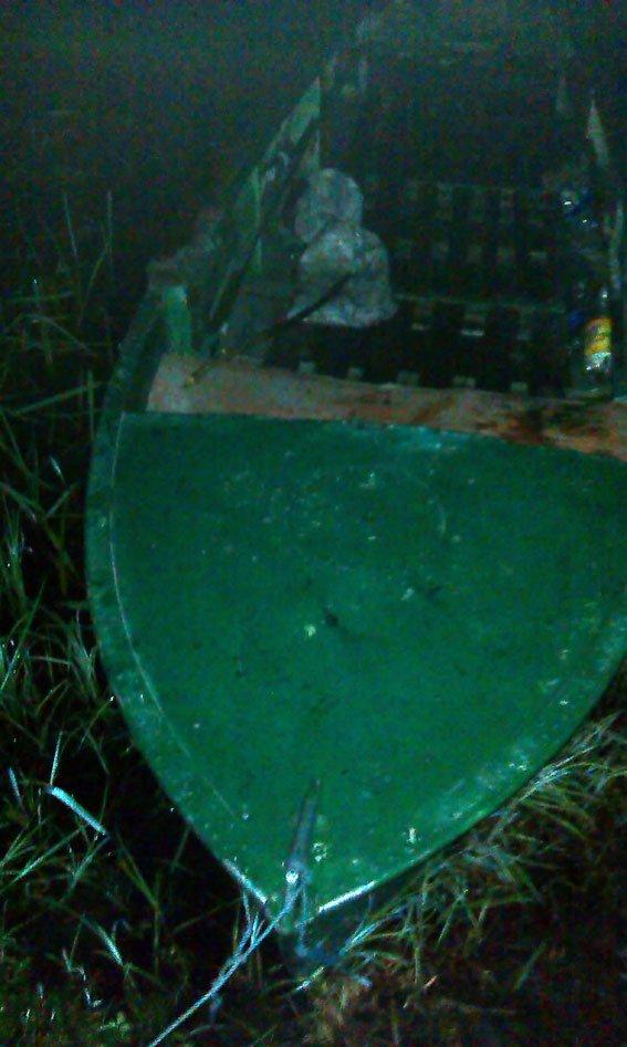 На Днепродзержинском водохранилище задержали браконьера с 62 кг рыбы, фото-2