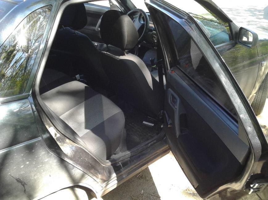 В Бахмутском районе у водителя изъяли боеприпасы, фото-1