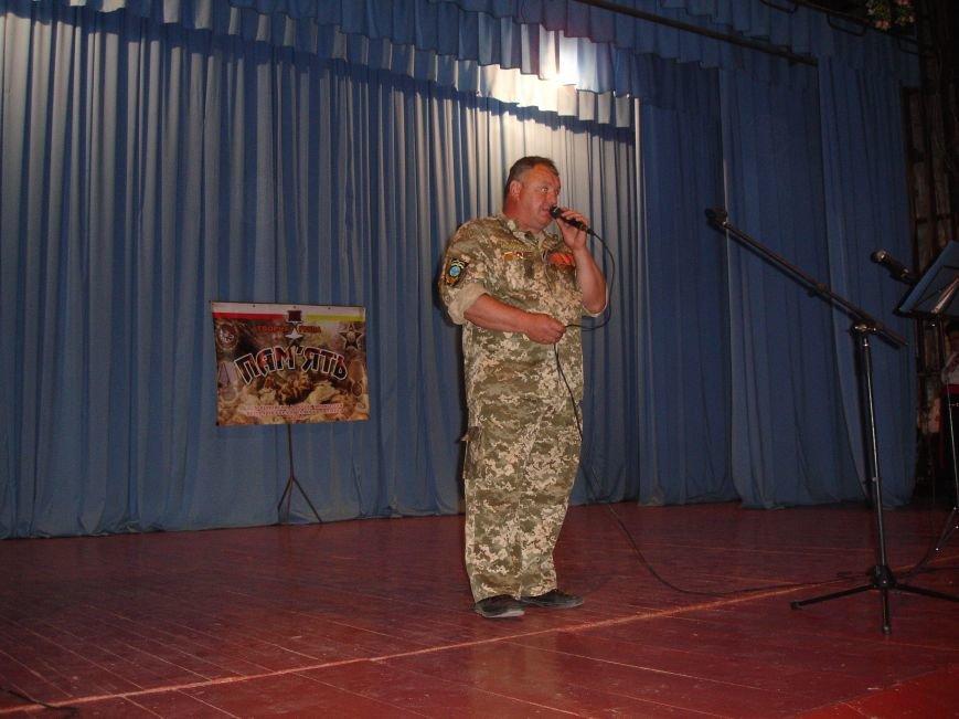 Білоцерківські «афганці» дали концерт в Трушках, фото-3