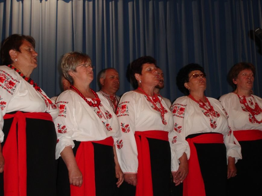 Білоцерківські «афганці» дали концерт в Трушках, фото-2