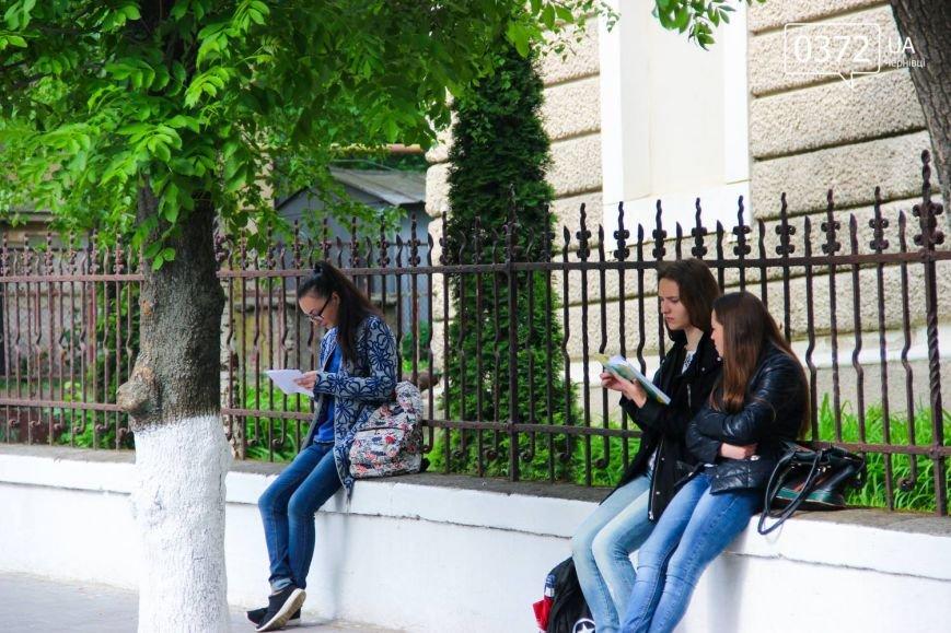 Сьогодні буковинці складають ЗНО з української мови(ФОТО), фото-2