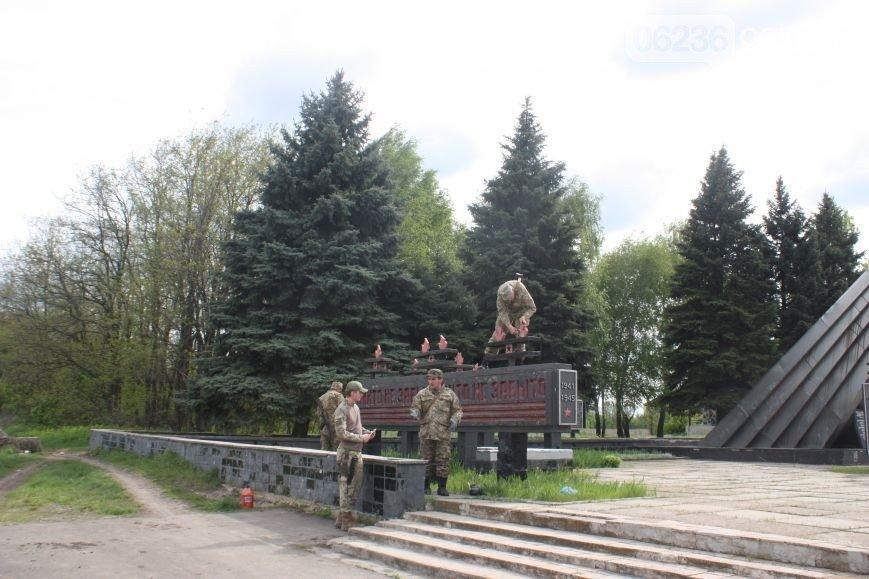 В Авдеевке привели в порядок места воинской славы  (ФОТО), фото-2