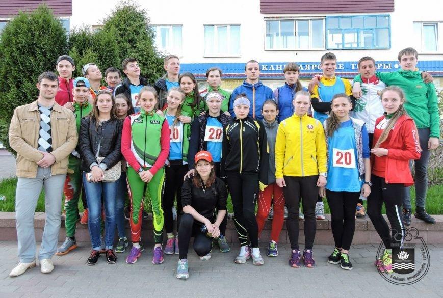 В Новополоцке прошла легкоатлетическая эстафета, посвященная Дню Победы, фото-3