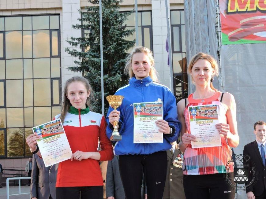 В Новополоцке прошла легкоатлетическая эстафета, посвященная Дню Победы, фото-6
