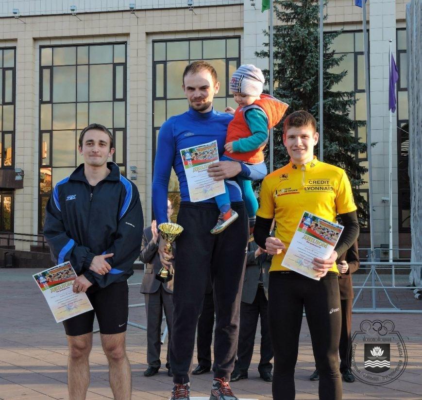 В Новополоцке прошла легкоатлетическая эстафета, посвященная Дню Победы, фото-4