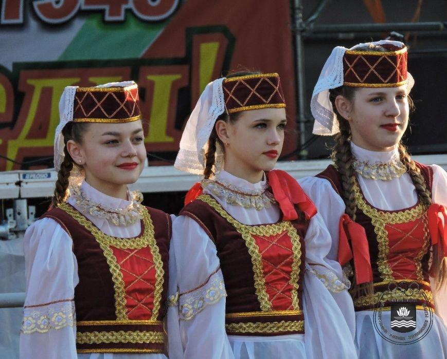 В Новополоцке прошла легкоатлетическая эстафета, посвященная Дню Победы, фото-2