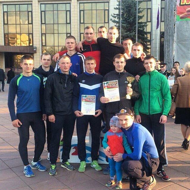 В Новополоцке прошла легкоатлетическая эстафета, посвященная Дню Победы, фото-7